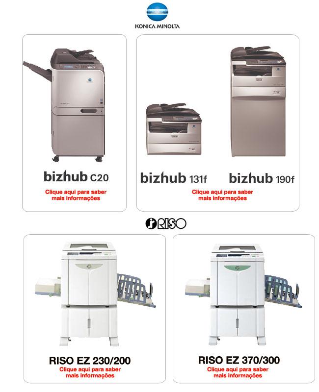 Impressoras em Destaque
